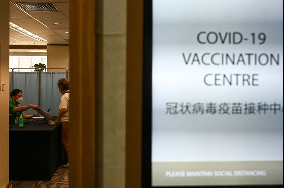 SingaporeShifts CovidFocus to Hospitalizations as Cases SetDaily Record