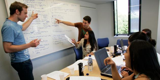 4. IE Business School