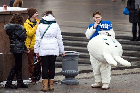 Sochi Smoking Ban