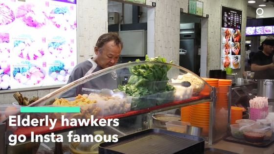 Singapore's Aging Street Food Hawkers Get Help From Instagram