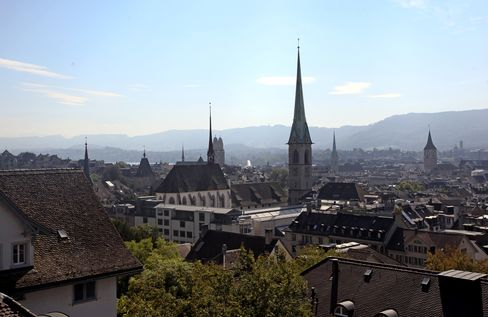 Swiss Property Bubble Risk Seen Prompting Tightening