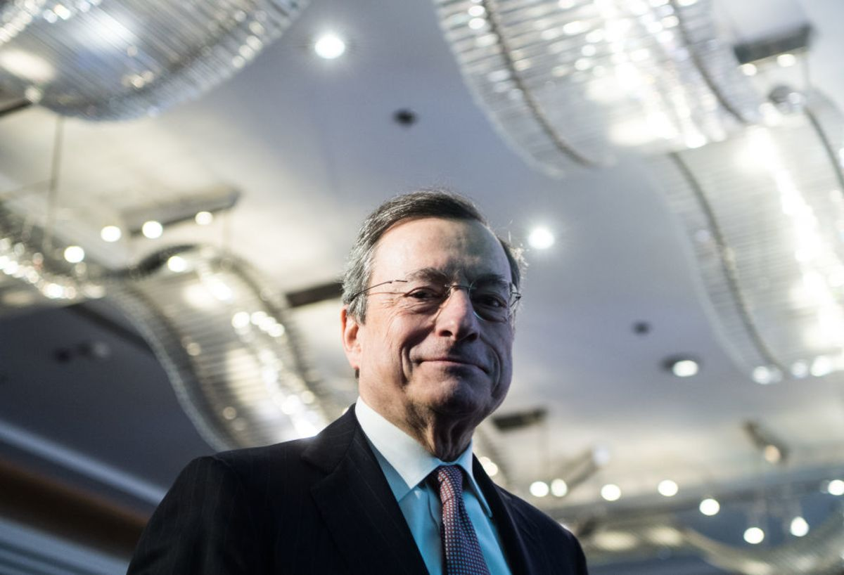 Draghi Dovish Enough to Push Euro to Fore for Carry Traders