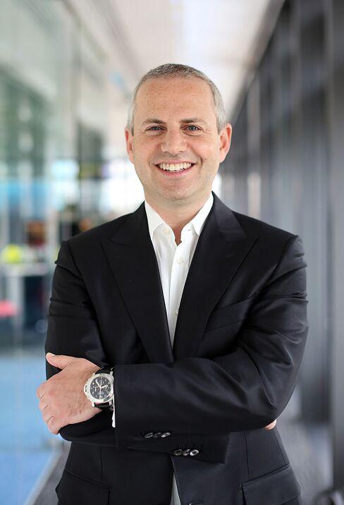 Tim Steiner, chief executive officer of Ocado Group Plc.