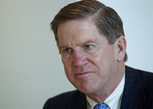 Eaton CEO Sandy Cutler
