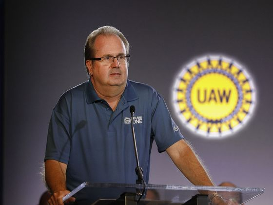 Feds Implicating UAW Chief Injects Crucial GM Talks With Chaos