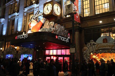 ニューヨークに本部がある百貨店、メイシーズ