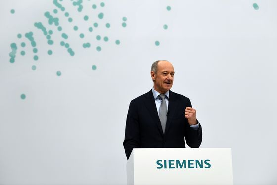 Siemens Lifts Guidance as China-Led Recovery Gains Momentum