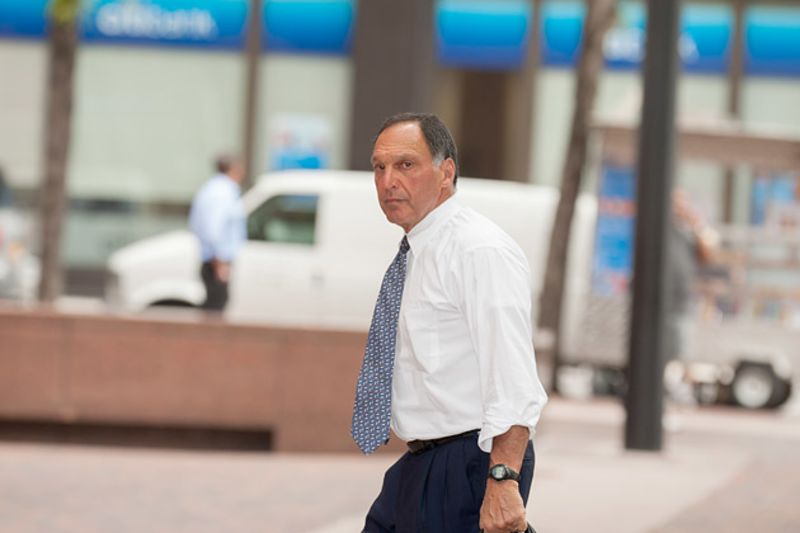 Where Is Dick Fuld Now? Finding Lehman Brothers' Last CEO - Bloomberg