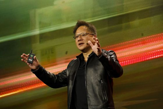 Nvidia CEO Says Confident of Getting Regulators OK for Arm Deal