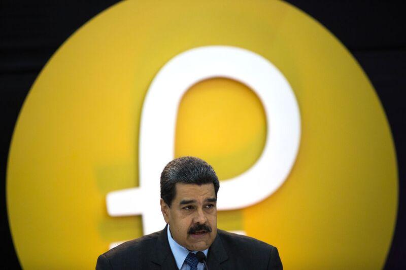 """Το κρυπτονόμισμα της Βενεζουέλας είναι ένα """"αστείο"""""""