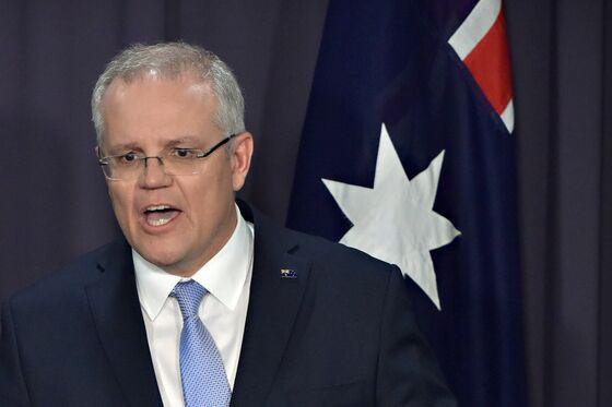 Australia PM Morrison to Call Federal Poll Thursday, Sky Says