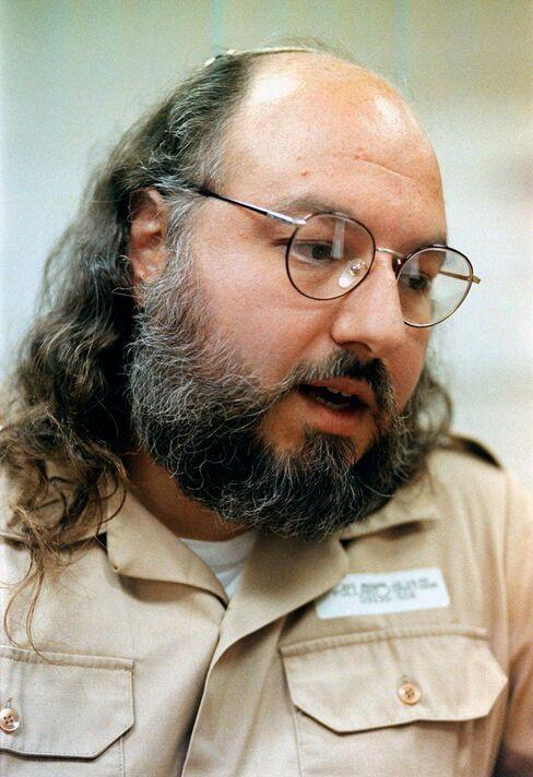 Convicted Spy Jonathan Pollard