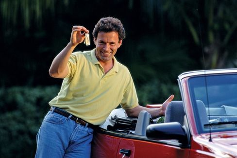 Convertible Car Sales Have Plunged as Image of Fun and Freedom Dims
