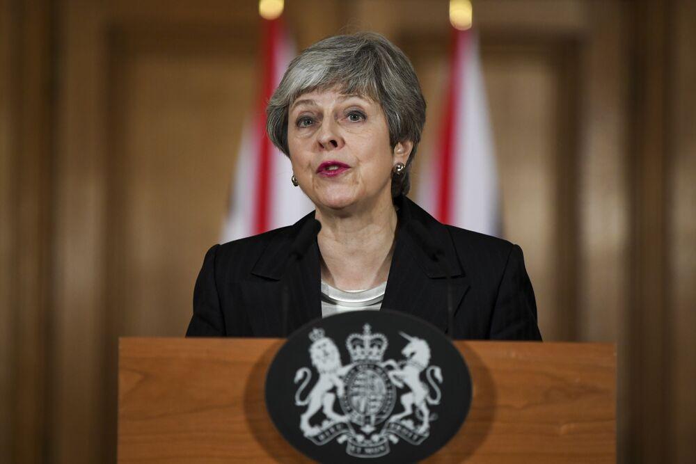 Theresa May's Brexit Deal Prospects Improve, Ex-Envoy Says