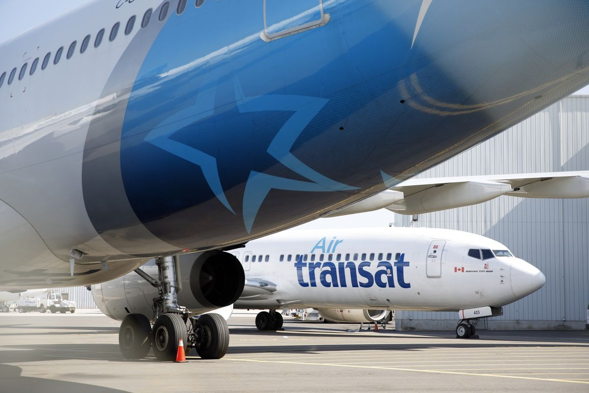 Air Canada's Bid for Transat Gets Extended EU Merger Probe