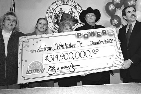 Lottery Winner Jack Whittaker's Losing Ticket