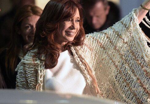 ARGENTINA-POLITICS-JUSTICE-KIRCHNER