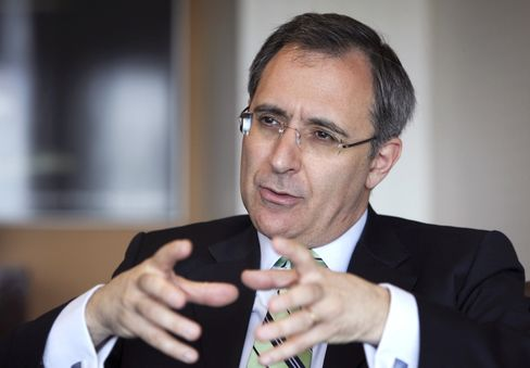 InterContinental Hotels Group Plc CEO Richard Solomons