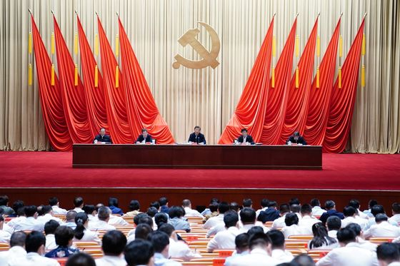 Could China's Crackdown Be a Second Cultural Revolution?