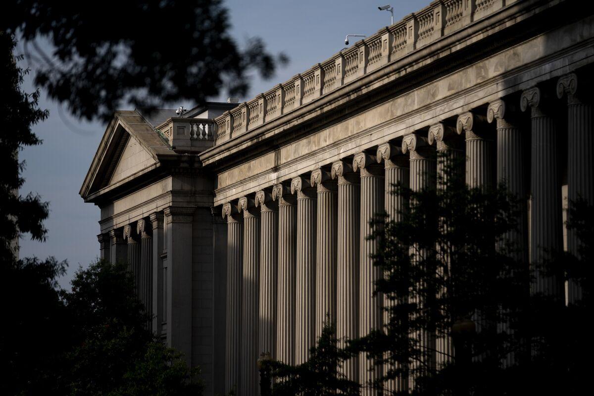 Senior Republican Dismisses Default Risk, Says Treasury Can Act