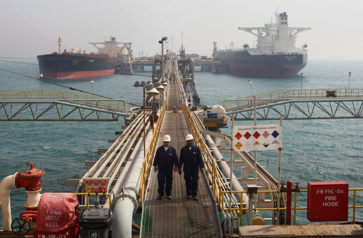 Iraq Exported Most Crude Oil Since November 2016 This Month