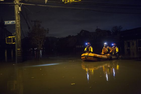 Climate Change Cost New York $8 Billion During Hurricane Sandy