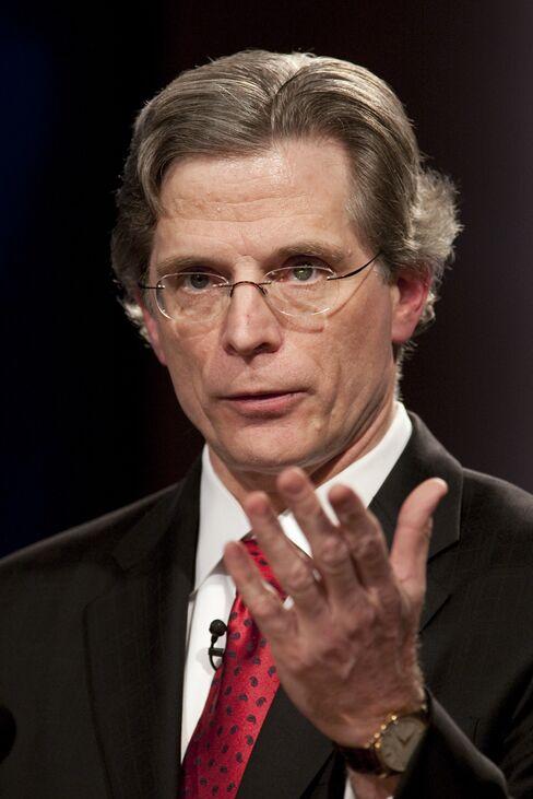 Prudential CEO  John Strangfeld