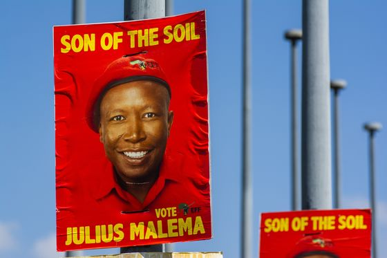Trump-Like Immigrant Attacks Adopted by S. Africa Opposition