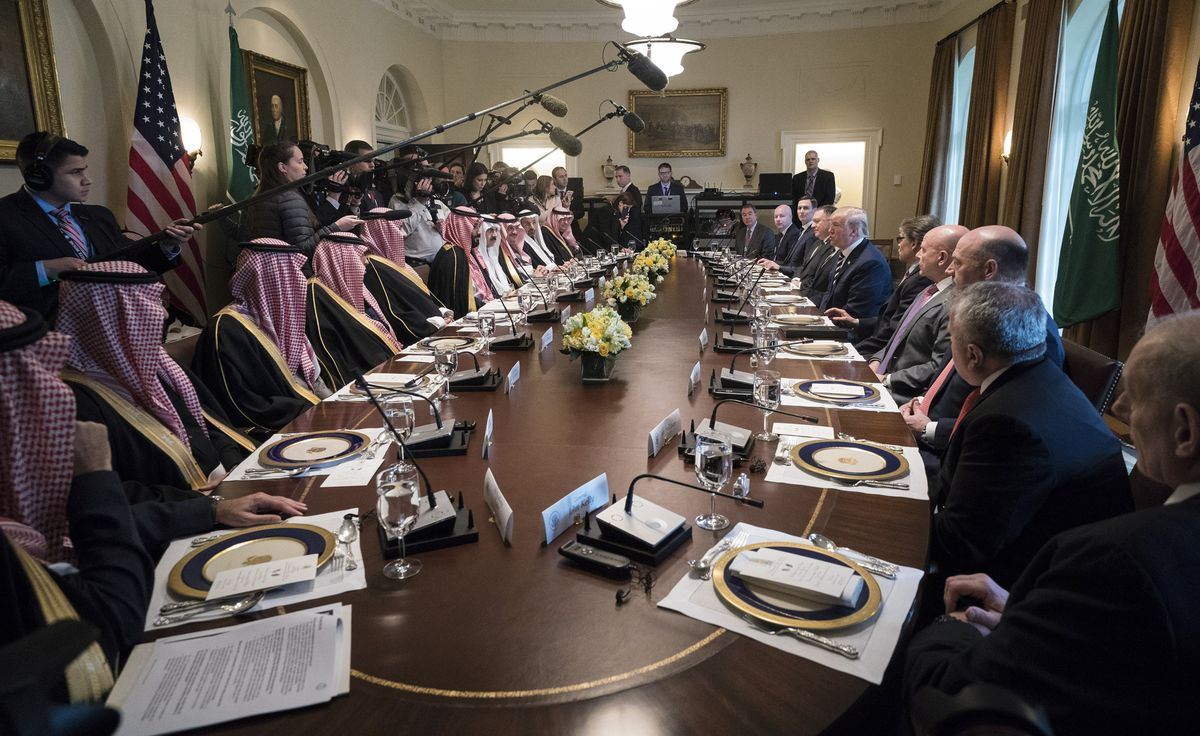Saudi Prince's Nuclear Bomb Comment May Scuttle Reactor Deal