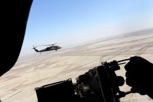 Biggest Defense Spending Dive Since Vietnam Shows Risk of Cuts