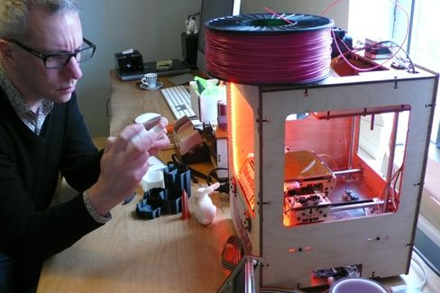 A MakerBot for the Office