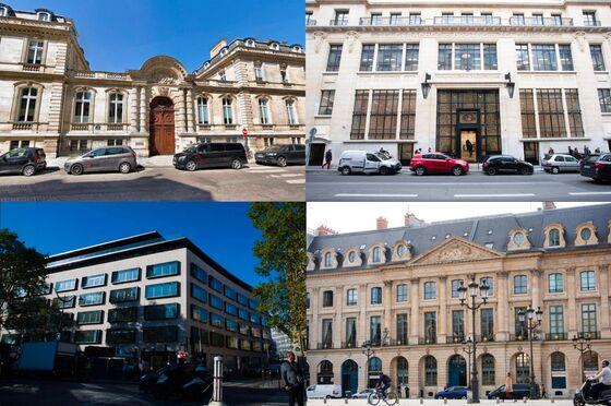 Bankers Wantedin Paris as U.S. Firms Stoke BrexitTalentWars
