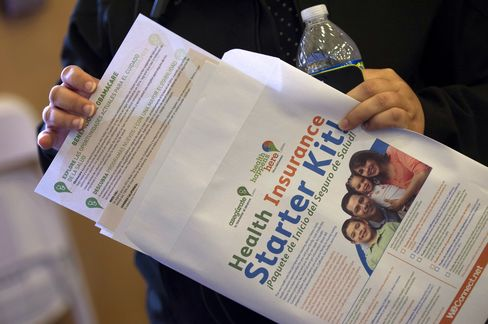 Health-care brochures
