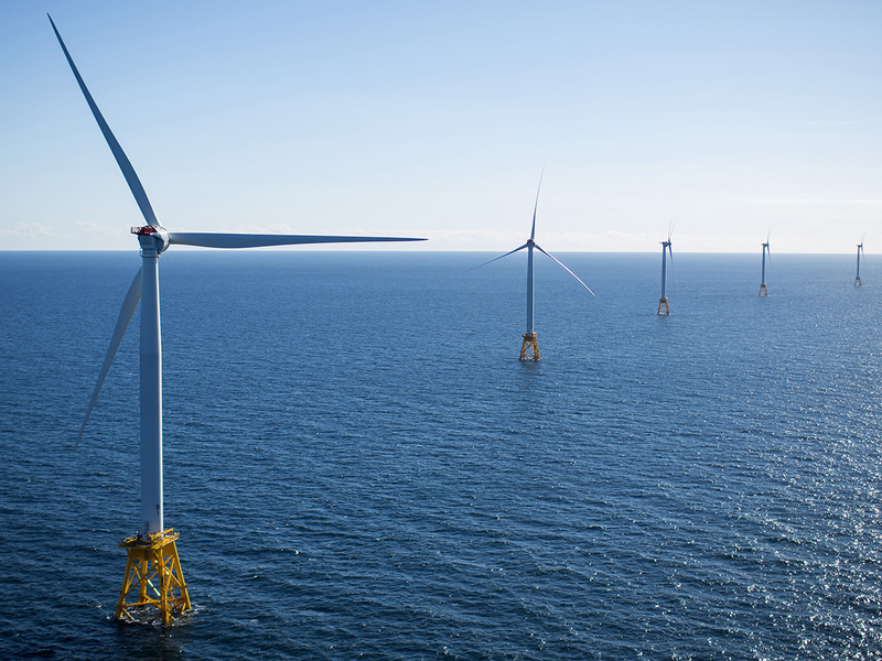 China Could Use Offshore Wind to Power Entire Coast, Study Finds