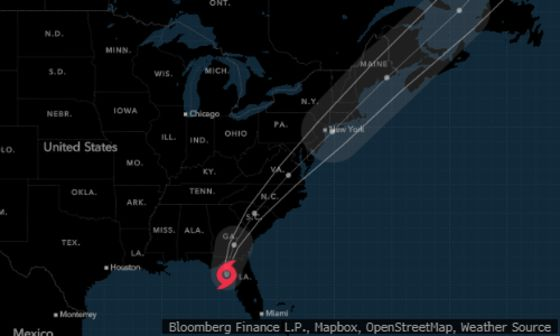 Tropical Storm Elsa to Drench New York After Lashing Florida