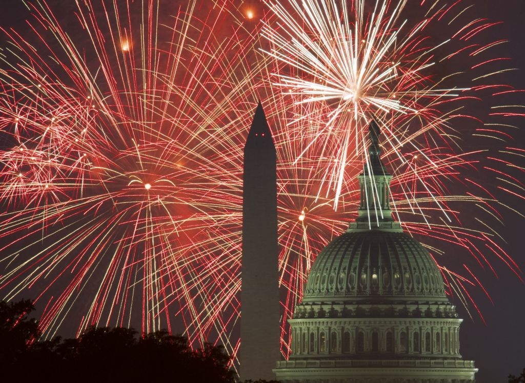 Trump Tariffs Are Set to Affect Fireworks, And No One's Happy About It
