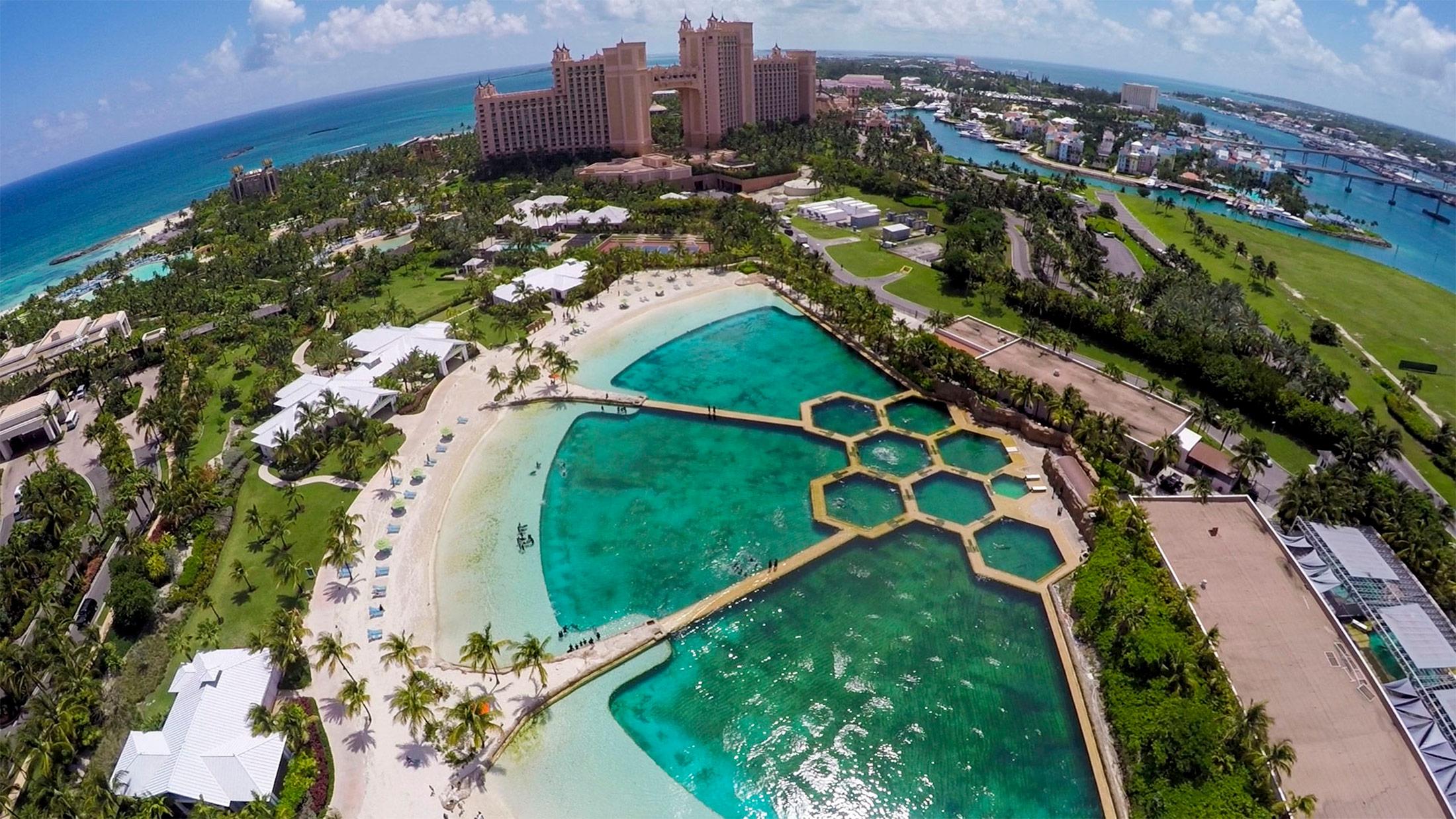 Brookfield Is Said To Explore Sale Of Atlantis Resort In Bahamas Bloomberg