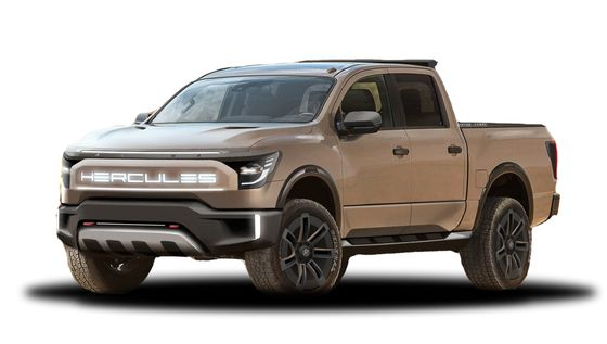 Nissan Said to Be in Talks with U.S. Startup to Electrify Pickup