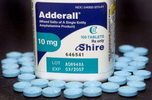 Shire Plc's Adderall