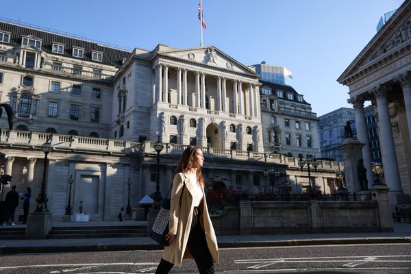 Bank of England Interest As Central Bank Set to Step Toward Tightening