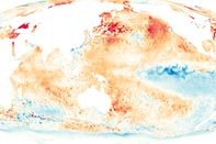 relates to La Nina Roars, Unleashing Fire, Drought and Floods Worldwide