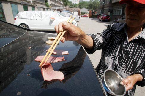 Heatwave in China