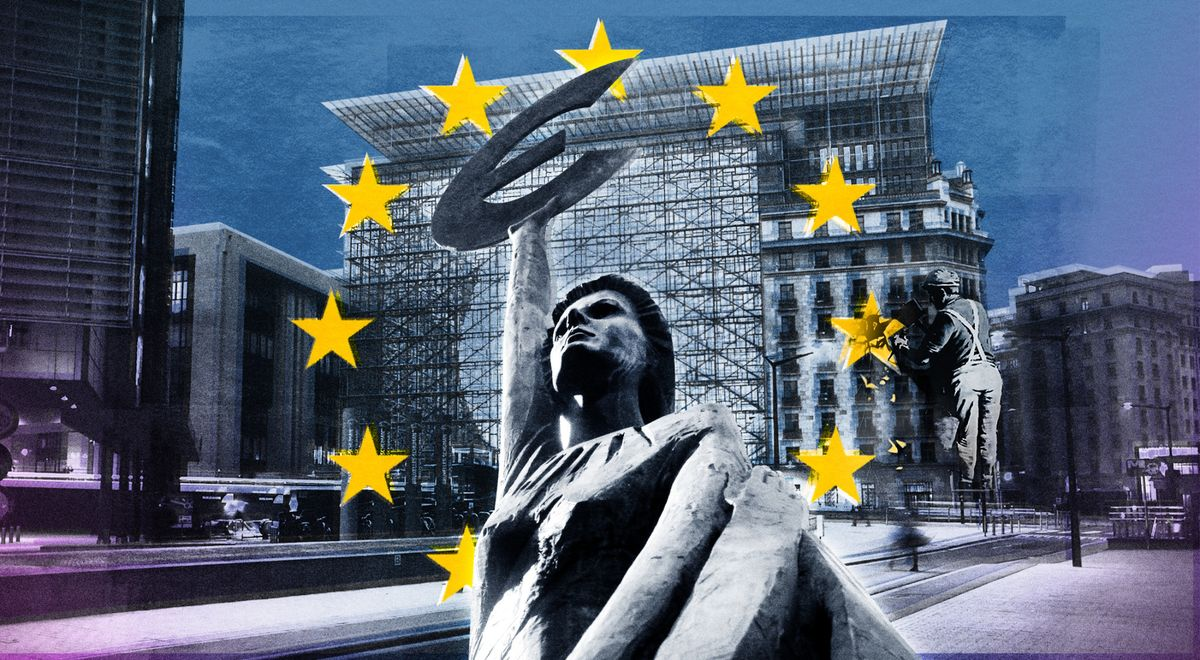 Brussels Edition: May's Last Days