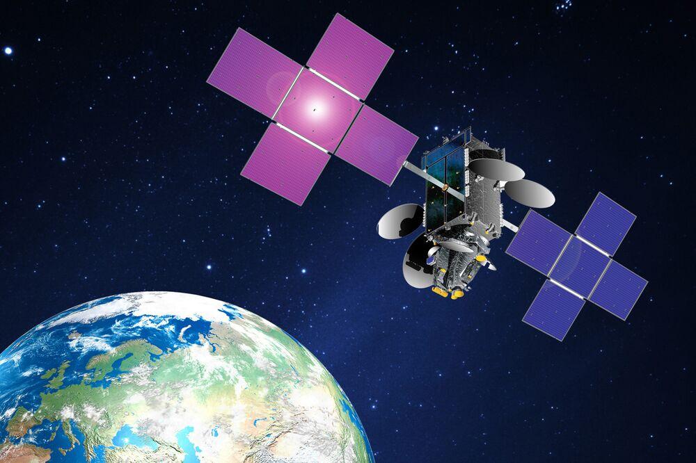 Intelsat Soars as Proposal for New Airwaves Uses Progresses