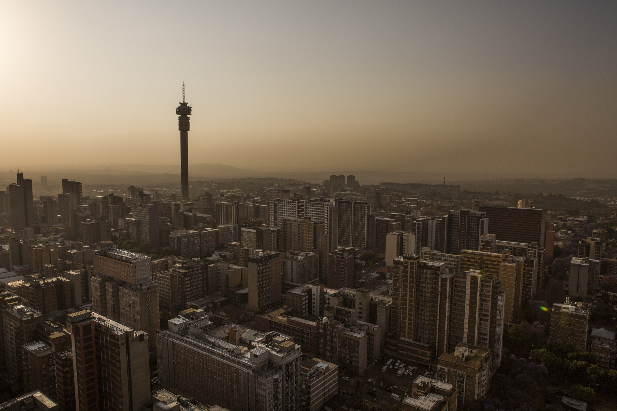 Johannesburg City Crippled as Hacker Demands Bitcoin Ransom