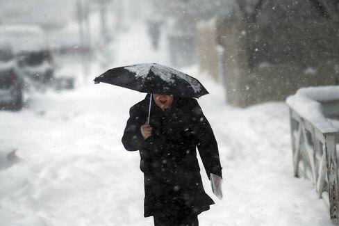 Heavy Siberian Snowfall Threatens U.S., Europe With Winter Cold