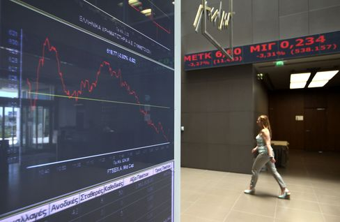 European Stocks Decline, Pulling Stoxx 600 From Two-Month High
