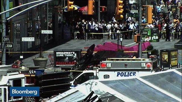 1 dead, 19 injured after car crashes into Times Square crowd