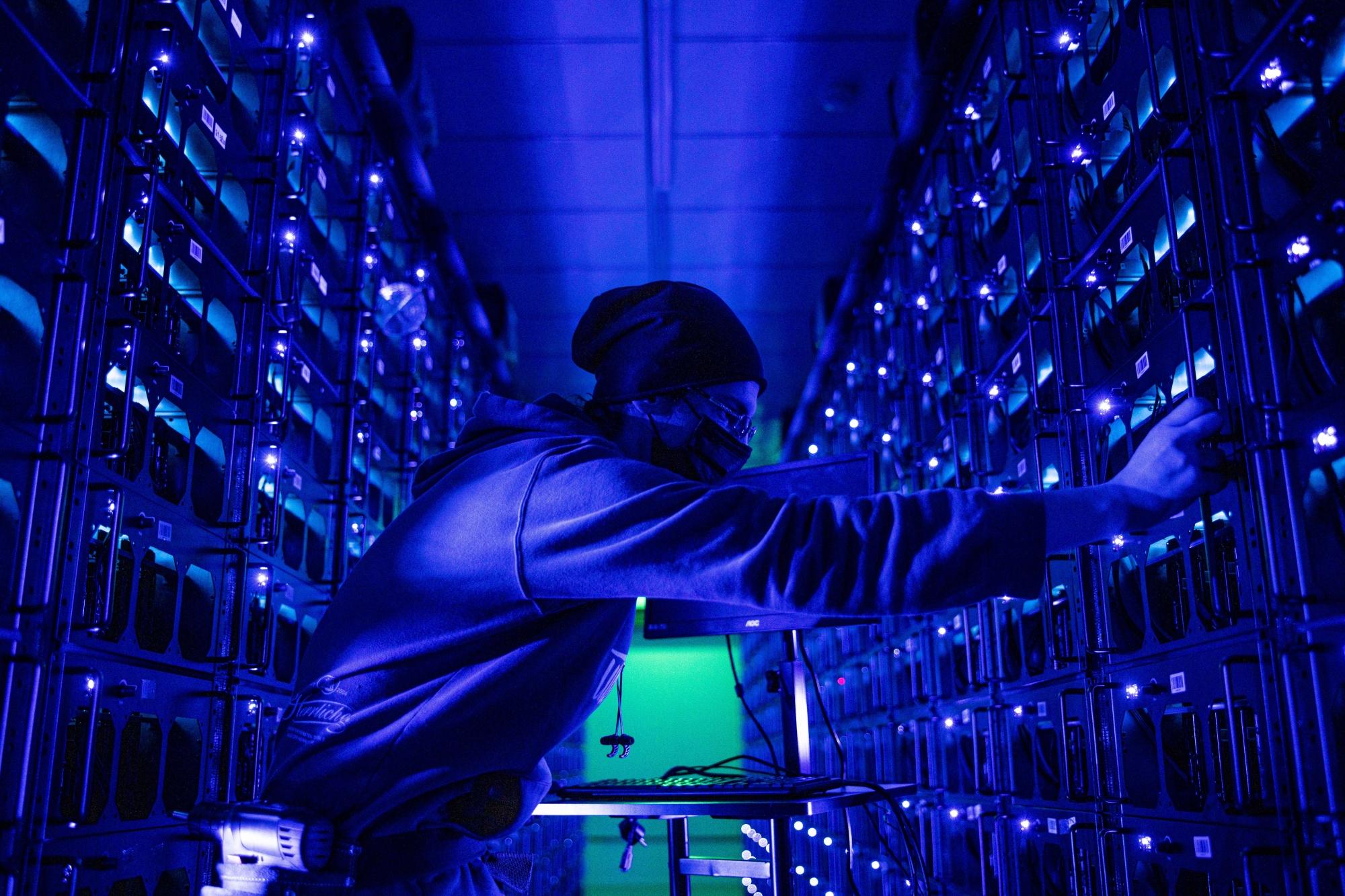 Menambang Cryptocurrency Paling Berharga Kedua di Dunia di Evobits I.T SRL