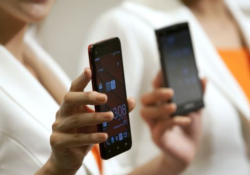 HTC Plummets After Forecasting Narrowest Margin